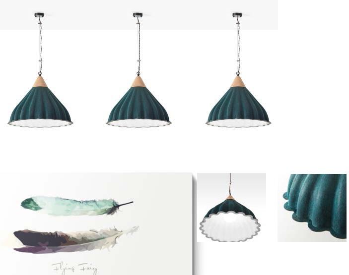 Декоративные Акустические люстры