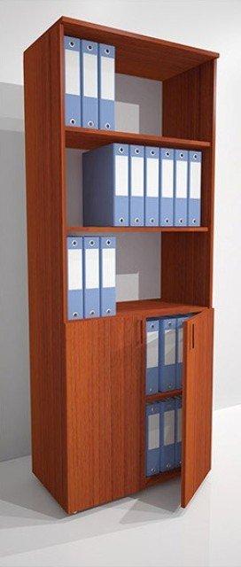 Шкаф под документы полуоткрытый