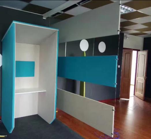 Акустическая мебель и системы декора